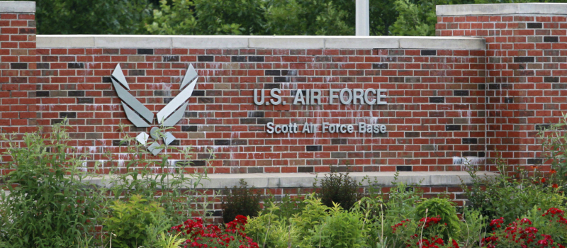 Scott Air Base-Jobs
